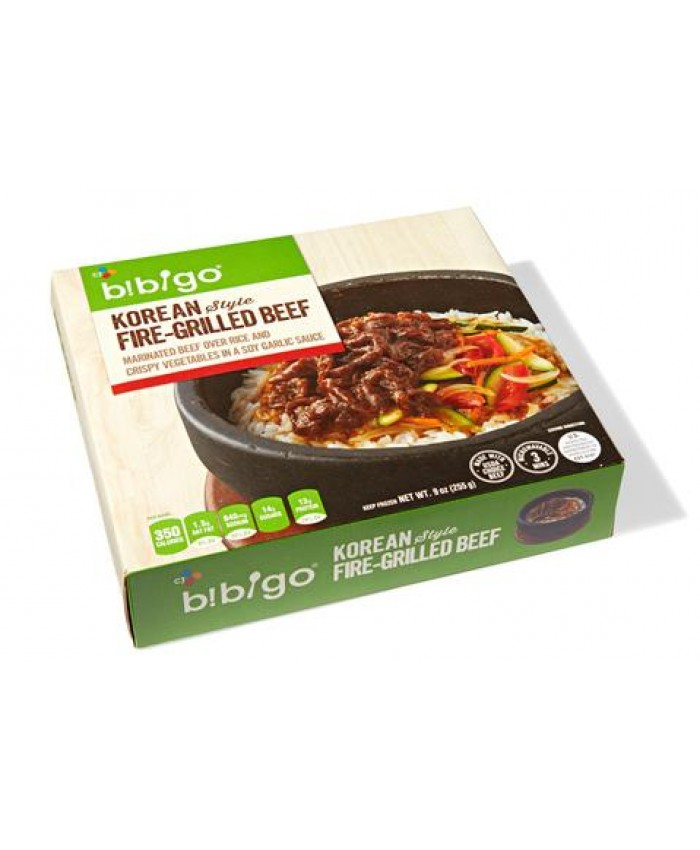 (CJ) BBG FIRE GRILL BEEF BOWL