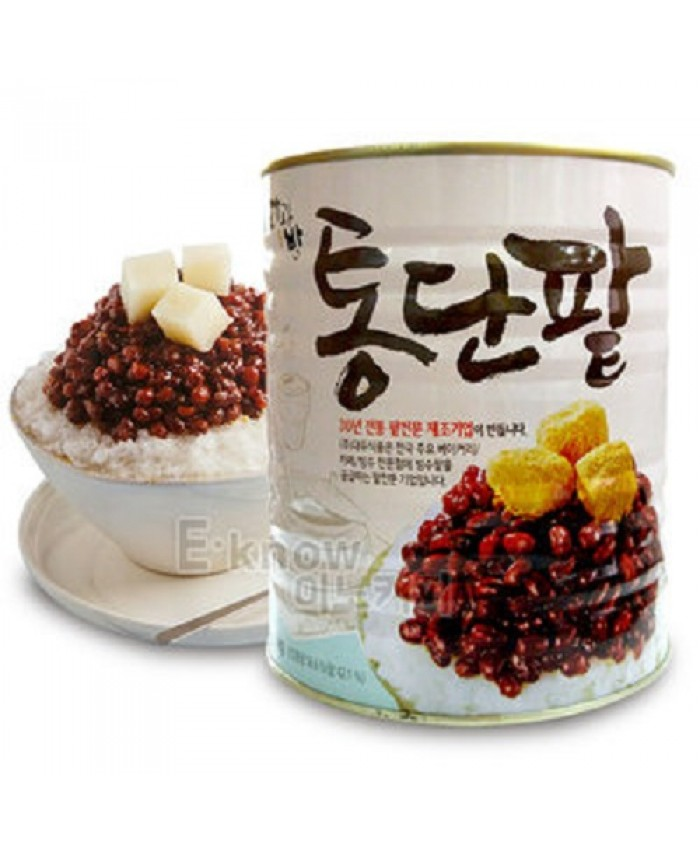 RED BEAN CANNED FOR SHAVED ICE