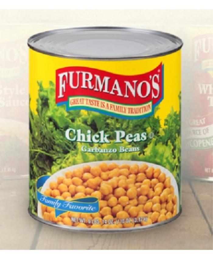 (FURMANO'S) EXTRA FANCY CHICK PEAS
